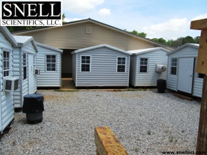 Pesticide Testing and Pest Product Development Area