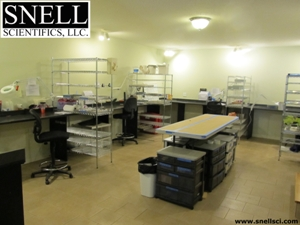 Main Pesticide Research Lab